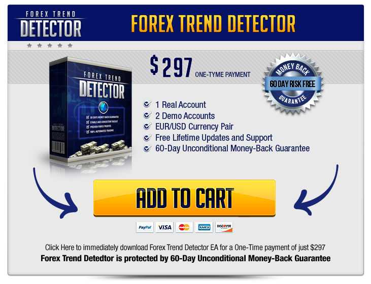 Buy Now 1 License of Forex Trend Detector