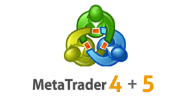Forex Trend Detector is compatible with Metatrader 4 (MT4) and Metatrader 5 (MT5)