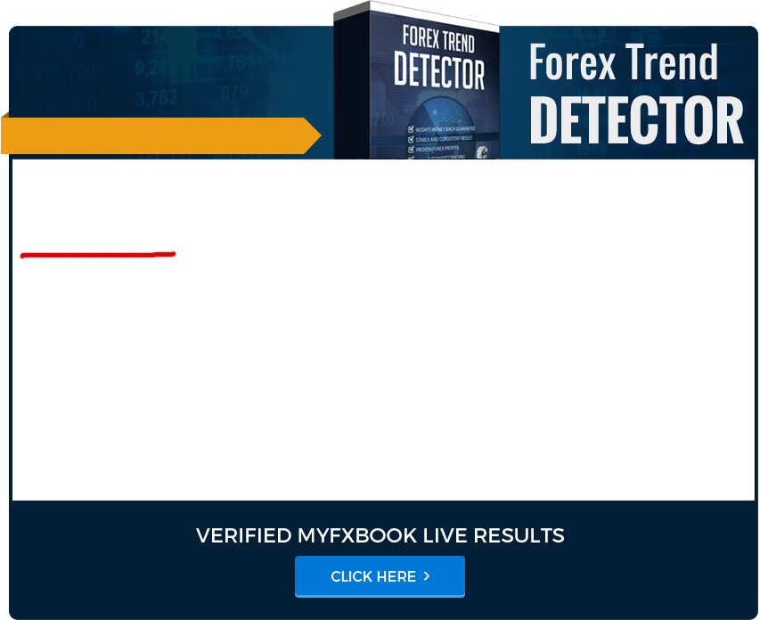 Proof Chart Container - Forex Trend Detector